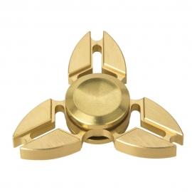 Brass spinner
