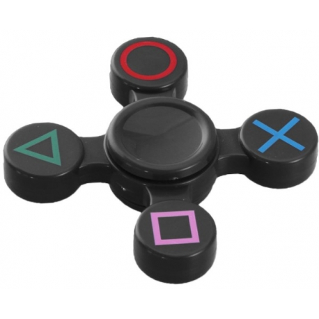 Playstation spinner