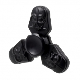 Darth Vader Spinner Black