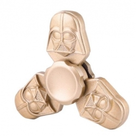 Darth Vader Spinner Gold