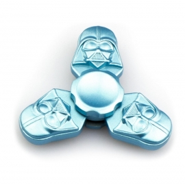 Fidget spinner Darth Vader Blue