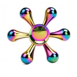 Zinkový Spinner Hviezda